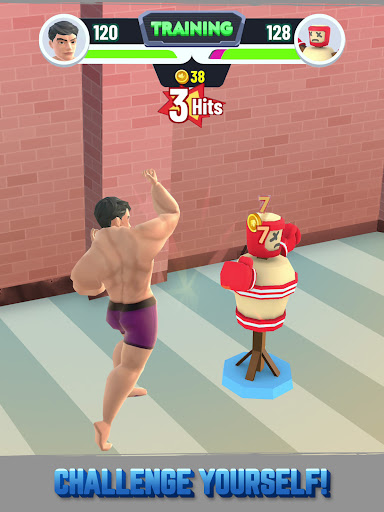 Gym Life 3D! - Idle Workout Simulator Game  screenshots 8