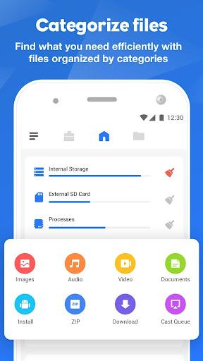 ダウンロード FileMaster:ファイル管理、ファイル転送パワークリーン mod apk