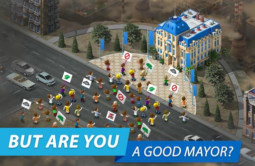 Megapolis: city building simulator. Urban strategy  Screenshots 2