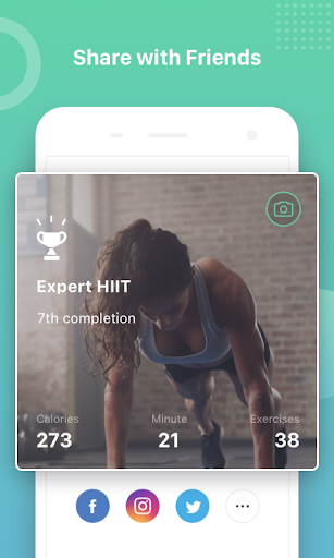 Keep Trainer - Workout Trainer & Fitness Coach 1.29.2 Screenshots 6