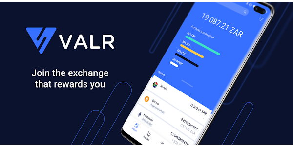 VALR - Bitcoin Exchange & Cryptocurrency Wallet - Apps on Google Play