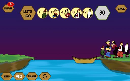 River Crossing IQ - IQ Test  screenshots 3