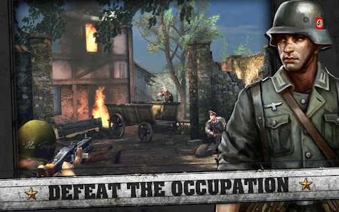 Frontline Commando: D-day MOD APK 2021 [Unlimited Money/Gold/OBB] 2