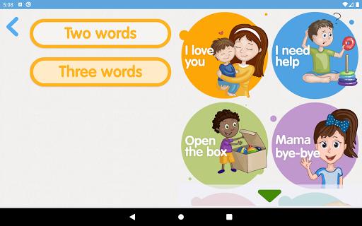 Reach Speech: Speech therapy for kids and babies  screenshots 22
