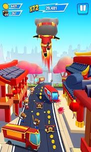 Descargar Talking Tom Hero Dash APK (2021) {Último Android y IOS} 3