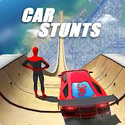 Spider Superhero Car Games: Car Driving Simulator