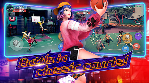 Basketrio: Back in the Game  screenshots 22