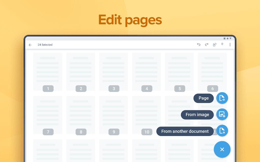 Xodo PDF Reader & Editor poster 16