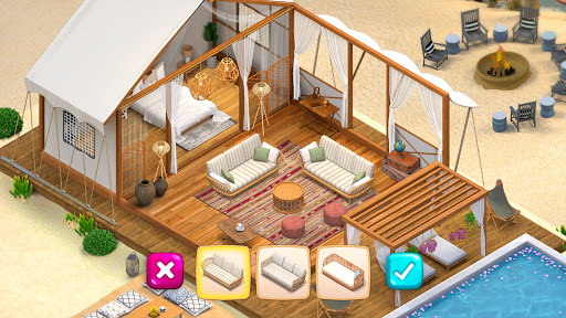 Room Flipu2122: Design Dream Home apkpoly screenshots 13