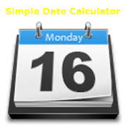 Simple Date Calculator