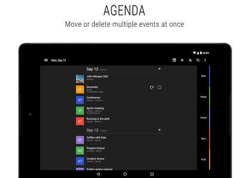 Business Calendar 2 - Agenda, Planner & Widgets 2.41.4 Screenshots 16