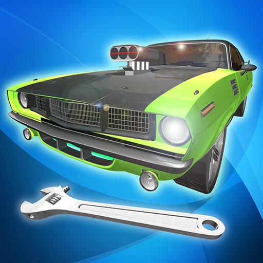 Fix My Car: Classic Muscle 2 - Junkyard Blitz!
