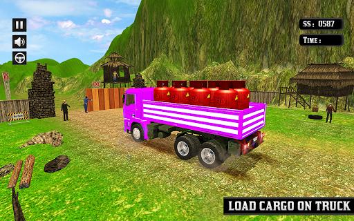 Indian Truck Mountain Drive 3D screenshots 4