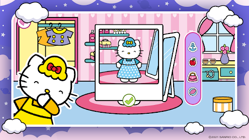 Hello Kitty: Good Night 1.1.2 screenshots 17