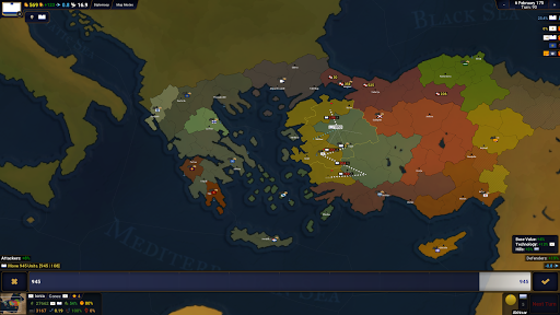 Age of History II Europe - Lite 1.05481_EU_LITE Screenshots 3
