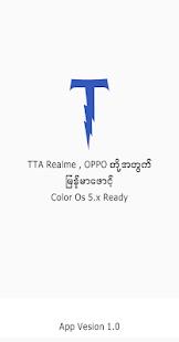TTA RealOp Unicode Myanmar Font 1.3 Screenshots 1