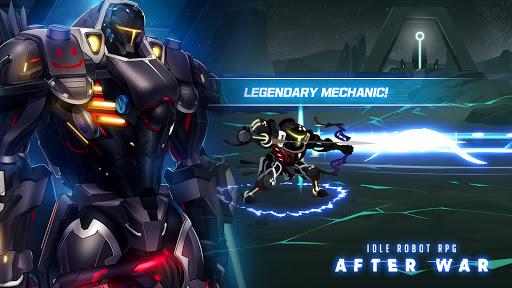 After War u2013 Idle Robot RPG screenshots 23