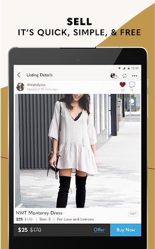 Poshmark - Buy & Sell Fashion 4.34.06 Screenshots 9