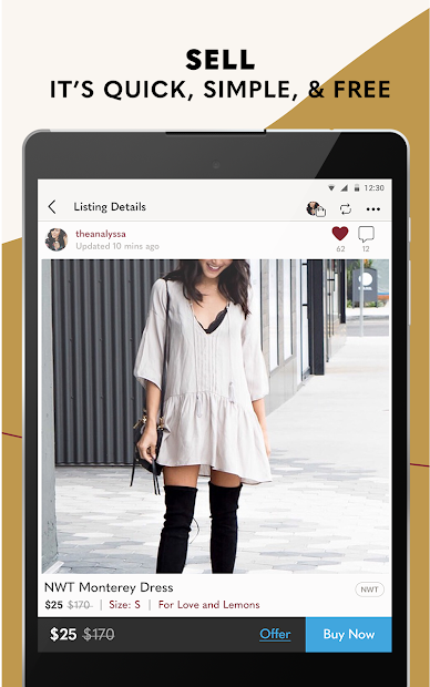 Poshmark - Buy & Sell Fashion screenshot 13