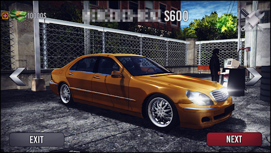 S600 Drift & Driving Simulator 4.1 MOD for Android 1