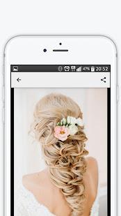 Wedding hairstyles 2018 2.2 Screenshots 14
