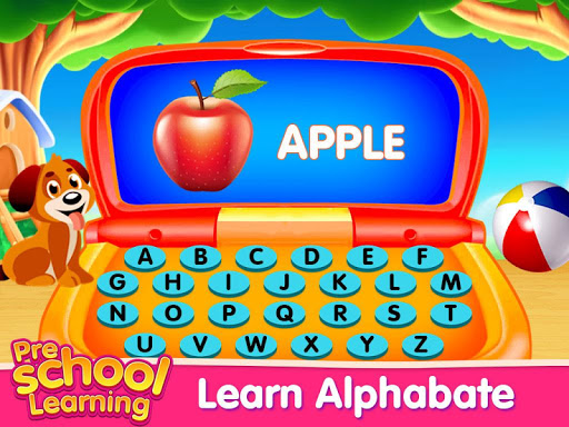 Preschool Learning - 27 Toddler Games for Free 18.0 Screenshots 6