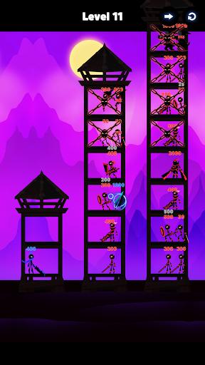 Hero Castle War: Tower Attack  screenshots 8