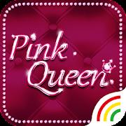 Pink Diamond Keyboard Theme