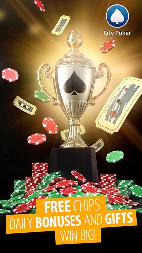 City Poker: Holdem, Omaha  screenshots 4