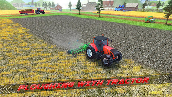 Farming Tractor Simulator 2021: New Games 2021 1.22 Screenshots 2