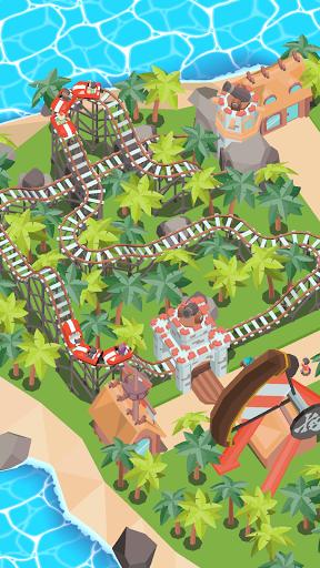 Coaster Builder: Roller Coaster 3D Puzzle Game 1.3.5 screenshots 9
