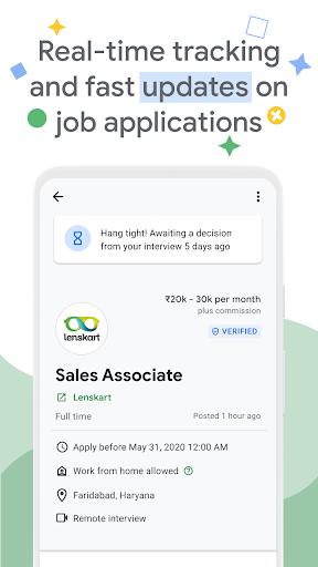 Kormo Jobs by Google: Find jobs & grow your career 2.4.0 screenshots 2