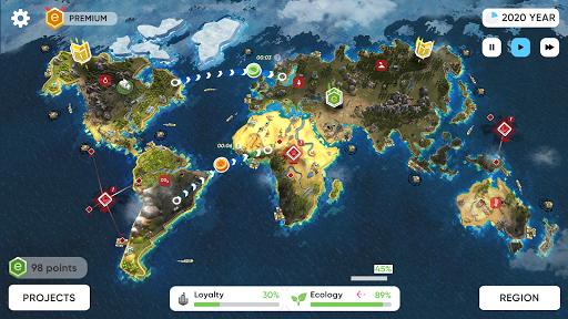 Save the Earth - Eu0421O Strategy  screenshots 18