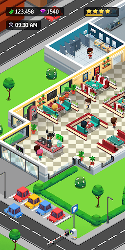Idle Restaurant Tycoon - Build a restaurant empire  screenshots 21