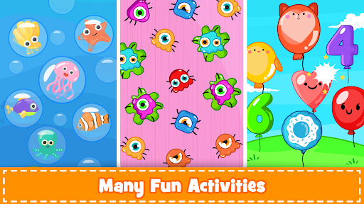 Baby Phone for toddlers - Numbers, Animals & Music  screenshots 7