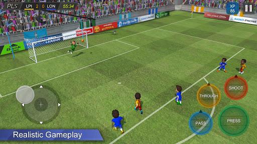 Pro League Soccer 1.0.3 screenshots 2