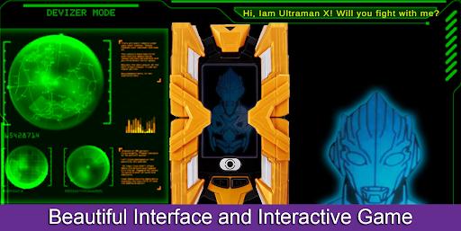 DX X - Devizer Sim for Ultra-Man X screenshots 1