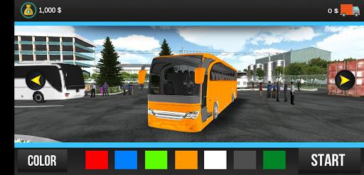 Bus Simulation Game  screenshots 3