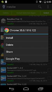 Installer Pro Apk- Install APK [Paid] 2