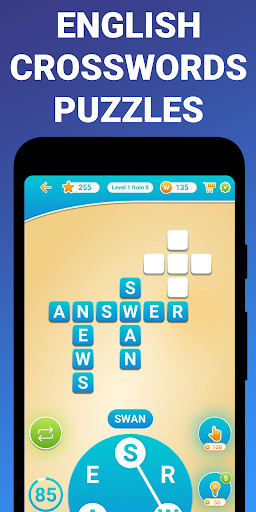 Words from word: Crosswords. Find words. Puzzle  Screenshots 5