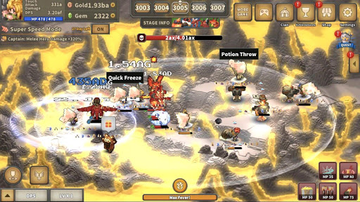 Tap Defenders  screenshots 21