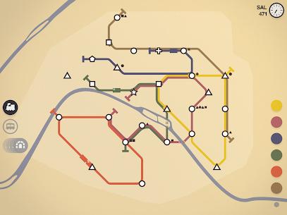 Mini Metro Apk – Mini Metro v2.48.0 MOD APK – TÜM KİLİTLER AÇIK **FULL 2021** 12