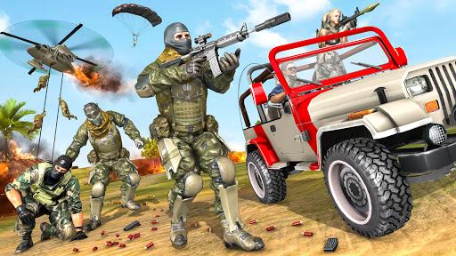 Real Commando Secret Mission - FPS Shooting Games 1.2 screenshots 8