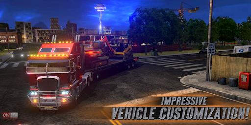 Truck Simulator USA - Evolution  screenshots 12