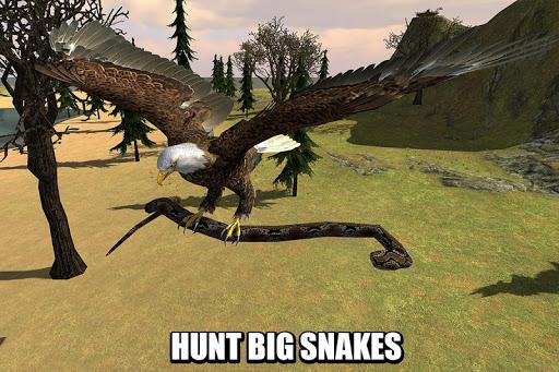 Furious Eagle Family Simulator apkpoly screenshots 12