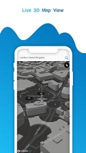 Live GPS Satellite View Maps & Voice Navigation 4