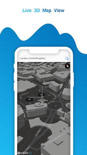 Live GPS Satellite View Maps & Voice Navigation