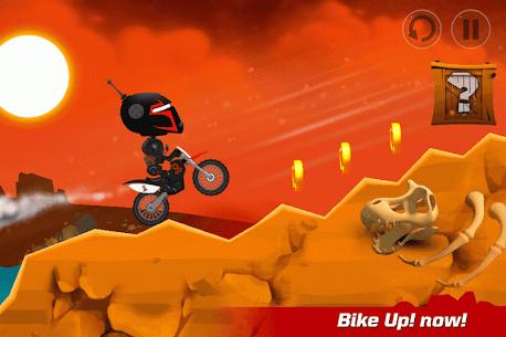 Bike Up! MOD APK (Unlimited Coins) 5