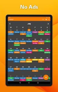 Simple Calendar Pro Apk- Agenda & Schedule Planner (Paid) 8