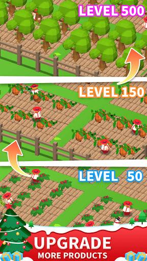 Idle Leisure Farm - Cash Clicker apktram screenshots 3